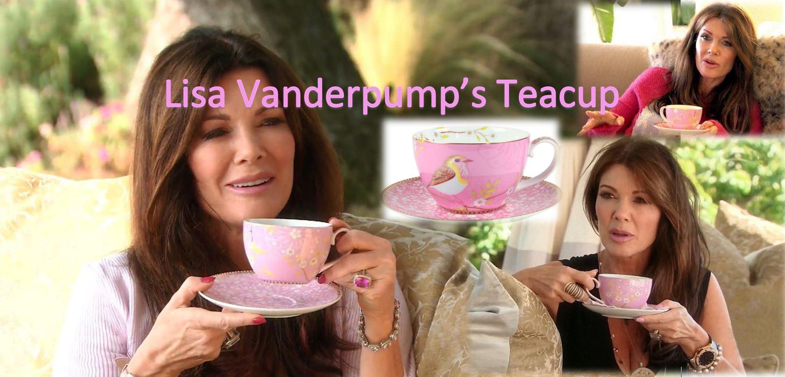 Lisa Vanderpump Teacup