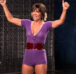 Lisa Rinna Fitness Routine: Dance it off